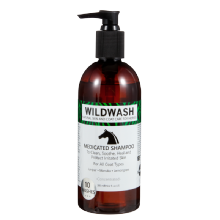 Wildwash Medicated Horse Shampoo